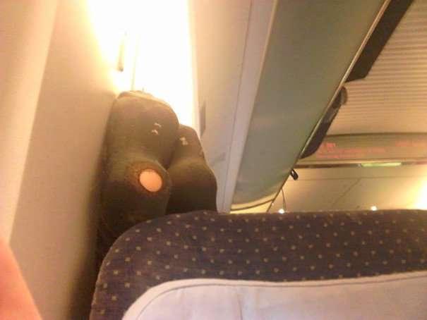 annoying passenger shaming flight travel airlines 151 605