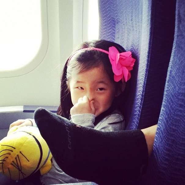 annoying passenger shaming flight travel airlines 48 605