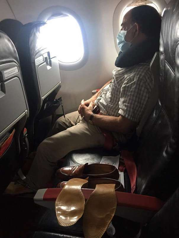 annoying passenger shaming flight travel airlines 57 605