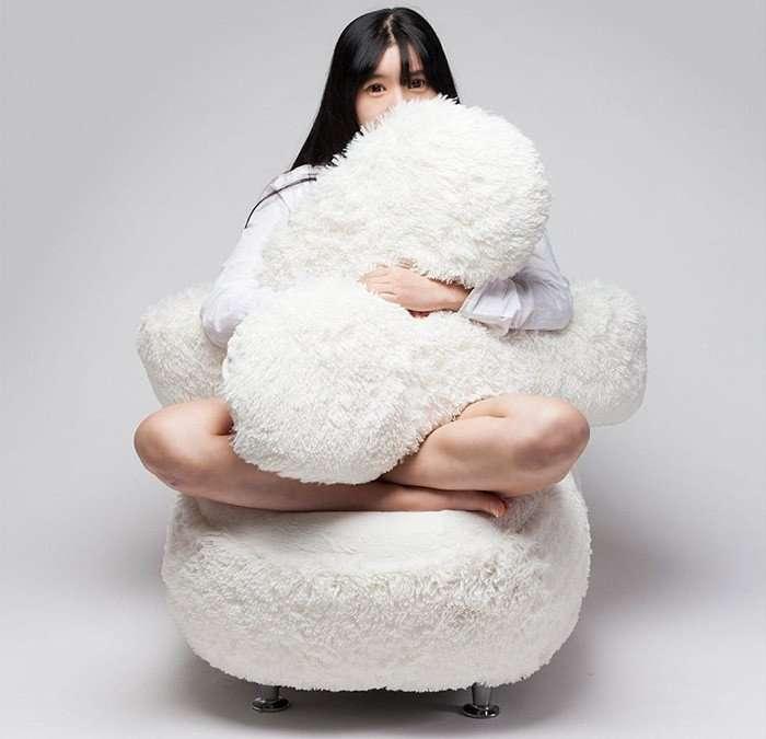 free hug sofa lee eun kyoung 1