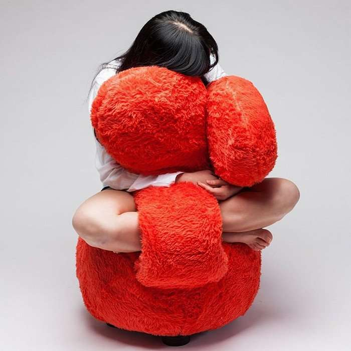 free hug sofa lee eun kyoung 2
